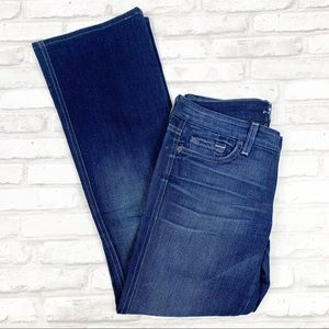 7 For All Mankind Lexie A Pocket Petite Jeans 27